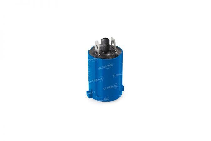Electroválvula 24V. Con junta tórica. Adaptable a DeLaval (EP100 y EP2090)