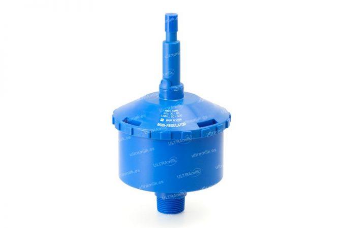 Mini regulador de vacío de 400 litros para sala de ordeño.