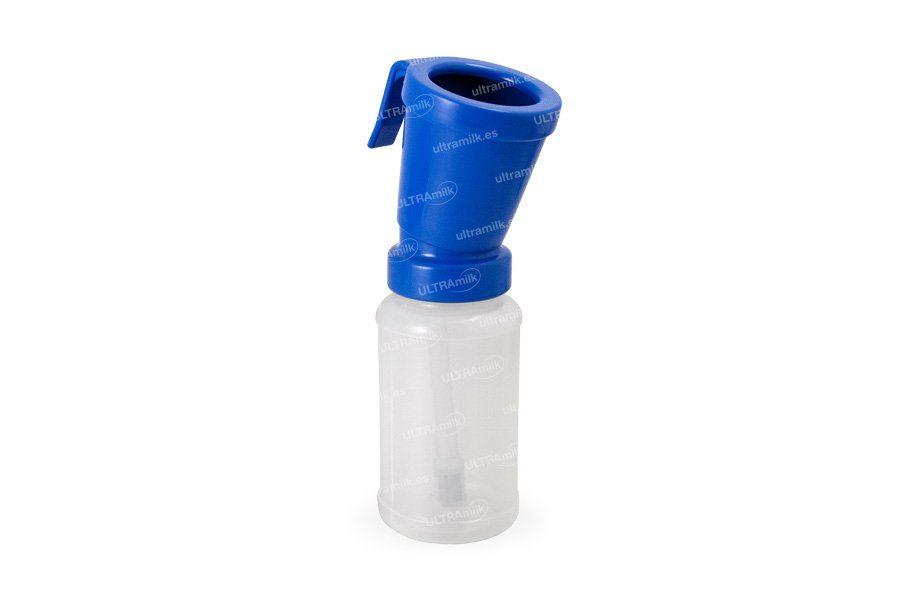 Vaso sellador de yodo con dosificador de espuma (300 ml.)