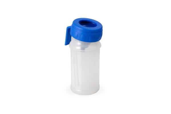 Vaso sellador de yodo con sistema de reciclaje (300 ml.)