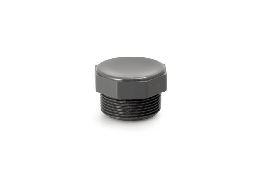"Tapón macho de PVC Ø47,5 mm. (1 ½"")"
