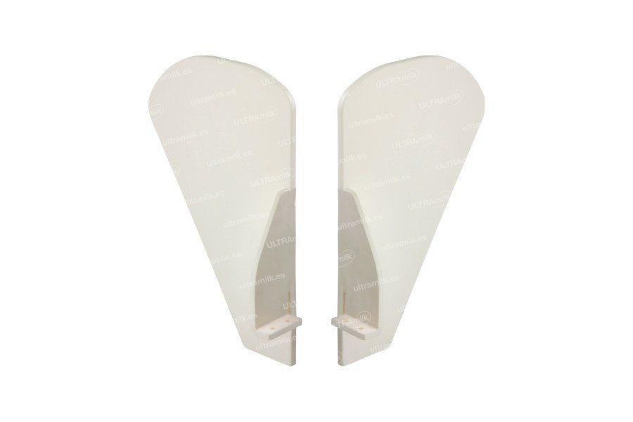 Escamas adaptables a Alma 500306 y 500305 ALM-306-I: Escama izquierda (500306). ALM-305-D: Escama derecha (500305).